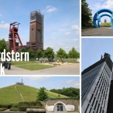 Klasse Ausflugsziel mit Top Ausblick – Der Nordsternpark in Gelsenkirchen