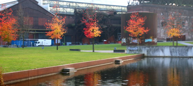 Der Westpark in Bochum – Ein schöner Herbstspaziergang