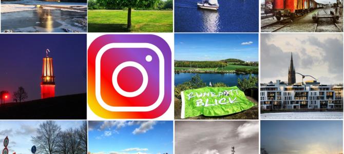 Ruhrpottimpressionen im Instagram-Rückblick 2016