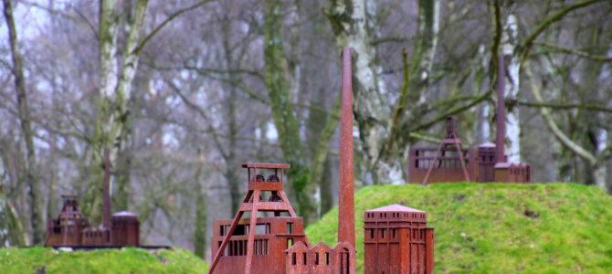 Zwischen Schlosspark und Bergbautradition – Entlang der Kunstachse Burgenland in Herten