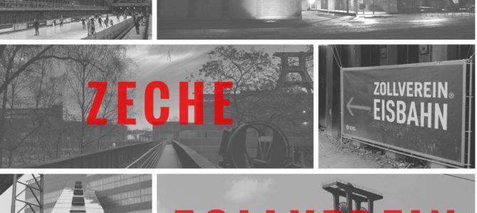 Coole Industriekultur – Eislaufvergnügen auf Zeche Zollverein in Essen