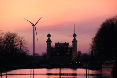 Stiller Star im Ruhrgebiet – Das Schiffshebewerk Henrichenburg in Waltrop
