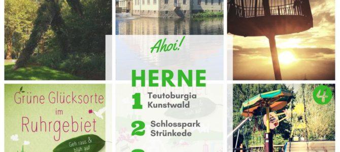 Ausflugstipps im Ruhrgebiet- Kunstvolle und nostalgische Sehenswürdigkeiten in Herne