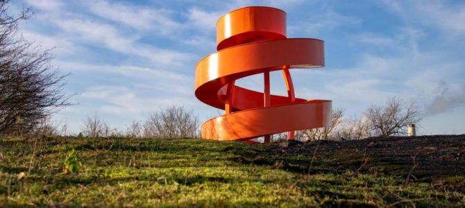 Richtfest in den Ruhrpott-Mountains – Neue Haldenzeichen im Ruhrgebiet