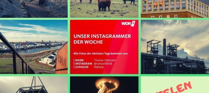 #wirsindderwesten – Das WDR2 Instagram Takeover via ruhrpottblick