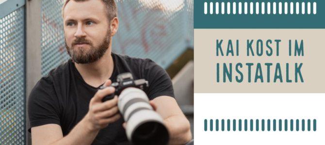 Lieber die ganze Nacht fotografieren, als in die Disco zu gehen – Kai Kost im InstaTalk