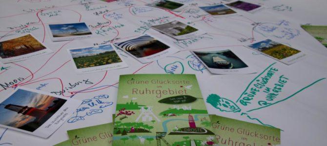 """Das Buch """"Grüne Glücksorte im Ruhrgebiet"""" geht in die dritte Auflage"""