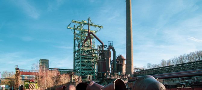 Mit dem Entdeckerpass entlang der Route Industriekultur – Start am Ankerpunkt Henrichshütte in Hattingen