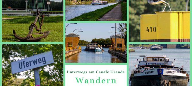 Wandern am Wasser – Unterwegs am Canale Grande